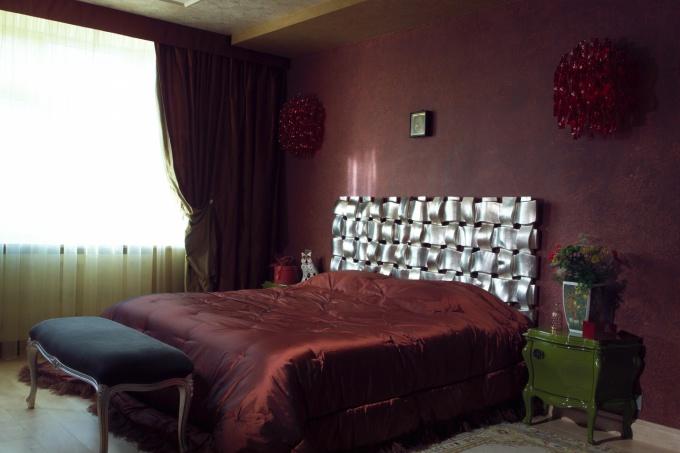 Спальня арт деко интерьер