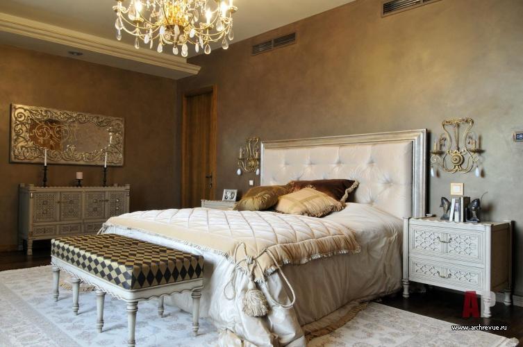 Дизайн спален в английском стиле фото