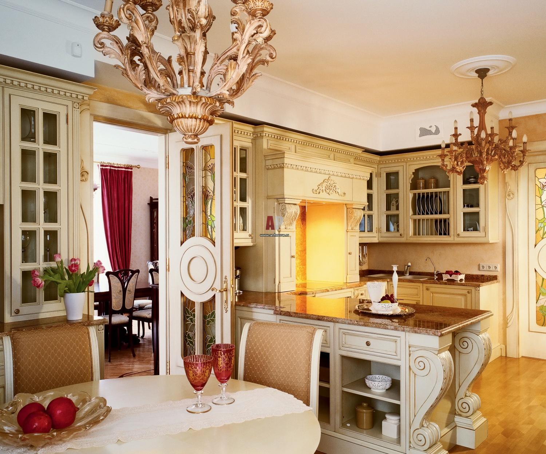 фото интерьера кухни модерн