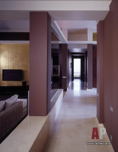 Фото интерьера коридора квартиры в